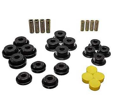 Front Control Arm Bushing Set for Jeep TJ