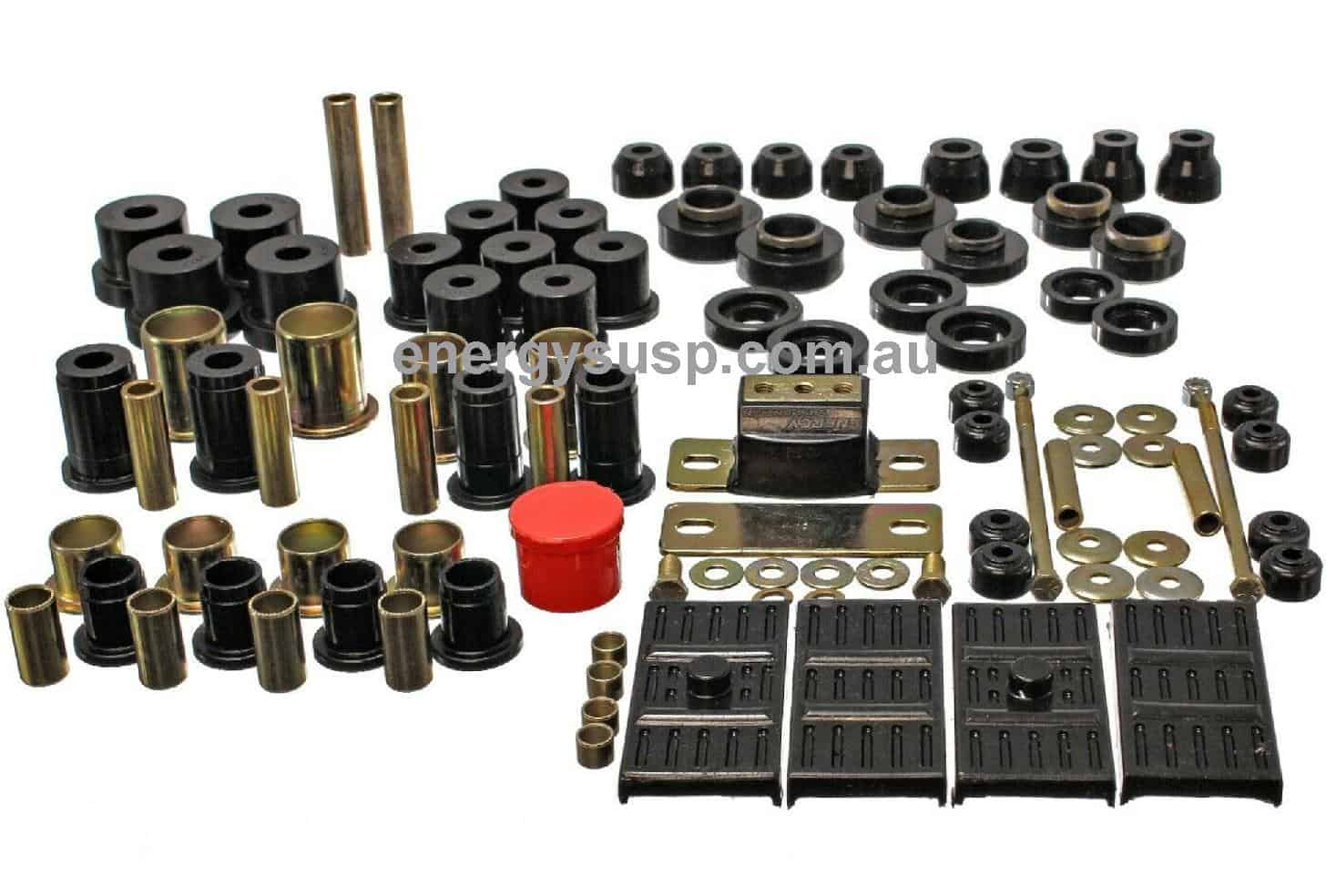 Master Kit: 67-69 With Mono rear Springs