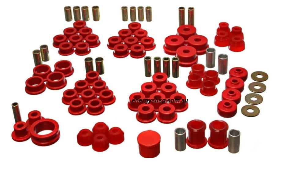 Master Bushing Kit: 84-95 Corvette