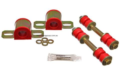 Rear Sway Bar Bushing Set: 82-02F