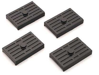 Leaf Spring Pad set: 67-69 MONO leaf