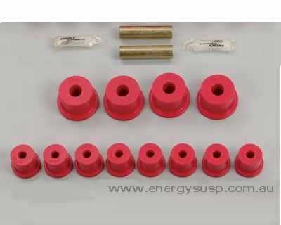 64-73 Rear Leaf Spring Bushing Set