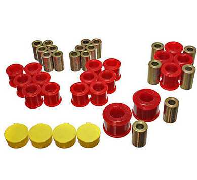 Nissan 90-96 300ZX Rear Control Arm Bushing Set