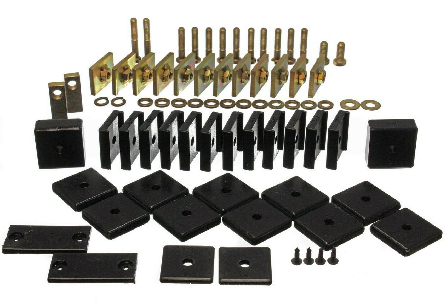 64-78 Landcruiser Full Body Mount Kit