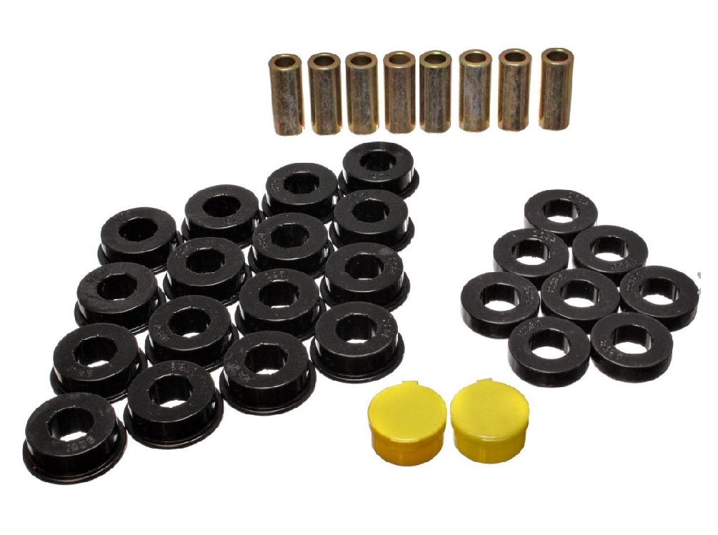 Rear Control Arm Bushing Kit: 79-85 RX7