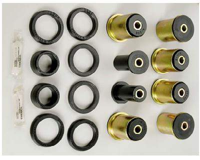 Rear End Control Arm Bushing Set: 64