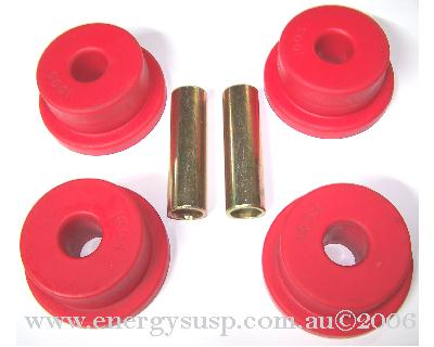Differential Carrier Bushing Set: 80-82 Corvette