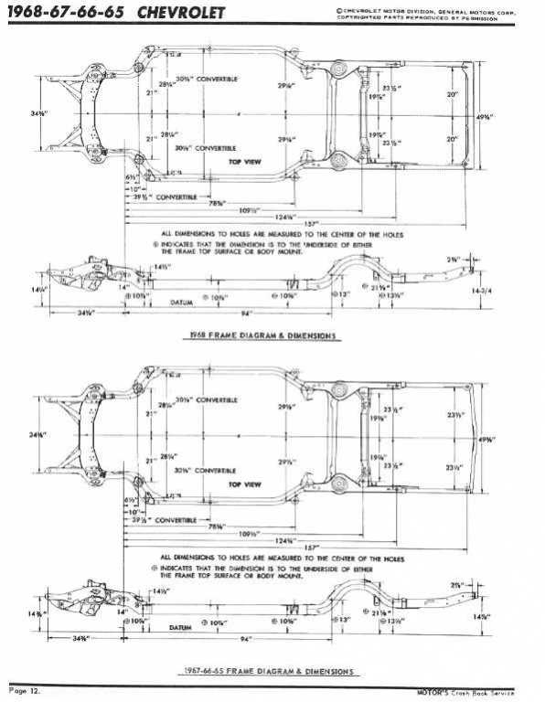Body Mount Kit: 65-70 Impala/Belair, Energy Suspension